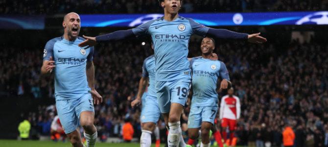 Machester City Lolos Ke Babak 16 Besar Liga Champions