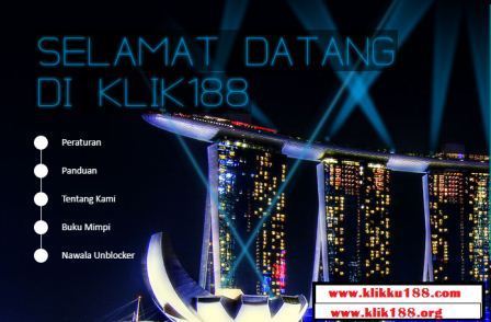 Agen Sbobet Casino Indonesia Klik188
