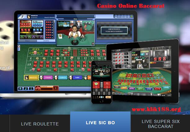 cara daftar judi casino online live sicbo