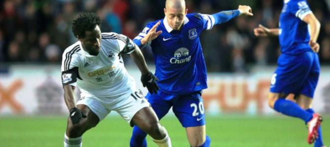 Prediksi Pertandingan Bola Everton vs Swansea City 19 Nov