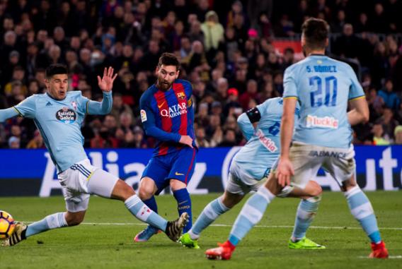 Prediksi Pertandingan Bola Barcelona vs Celta Vigo 11 Januari