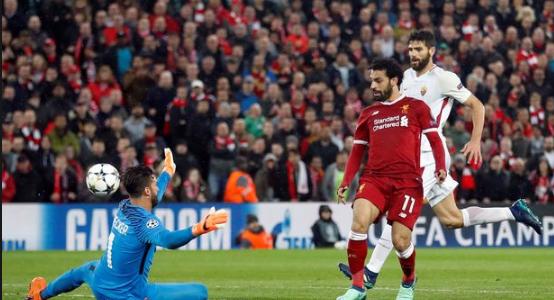 Prediksi Pertandingan bola Liverpool vs Roma